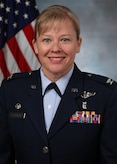 Photo of Col. Theresa Goodman, 18th MDG commander