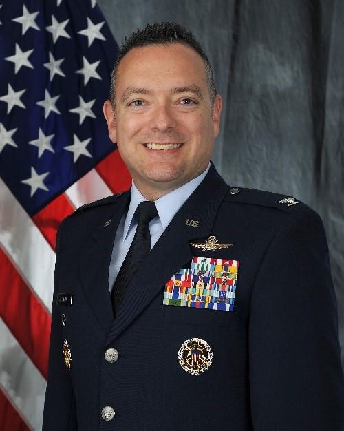 Colonel Dave R. Anzaldúa