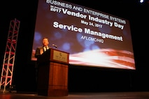 BES Service Management Brief at Vendor Industry Day (VID)