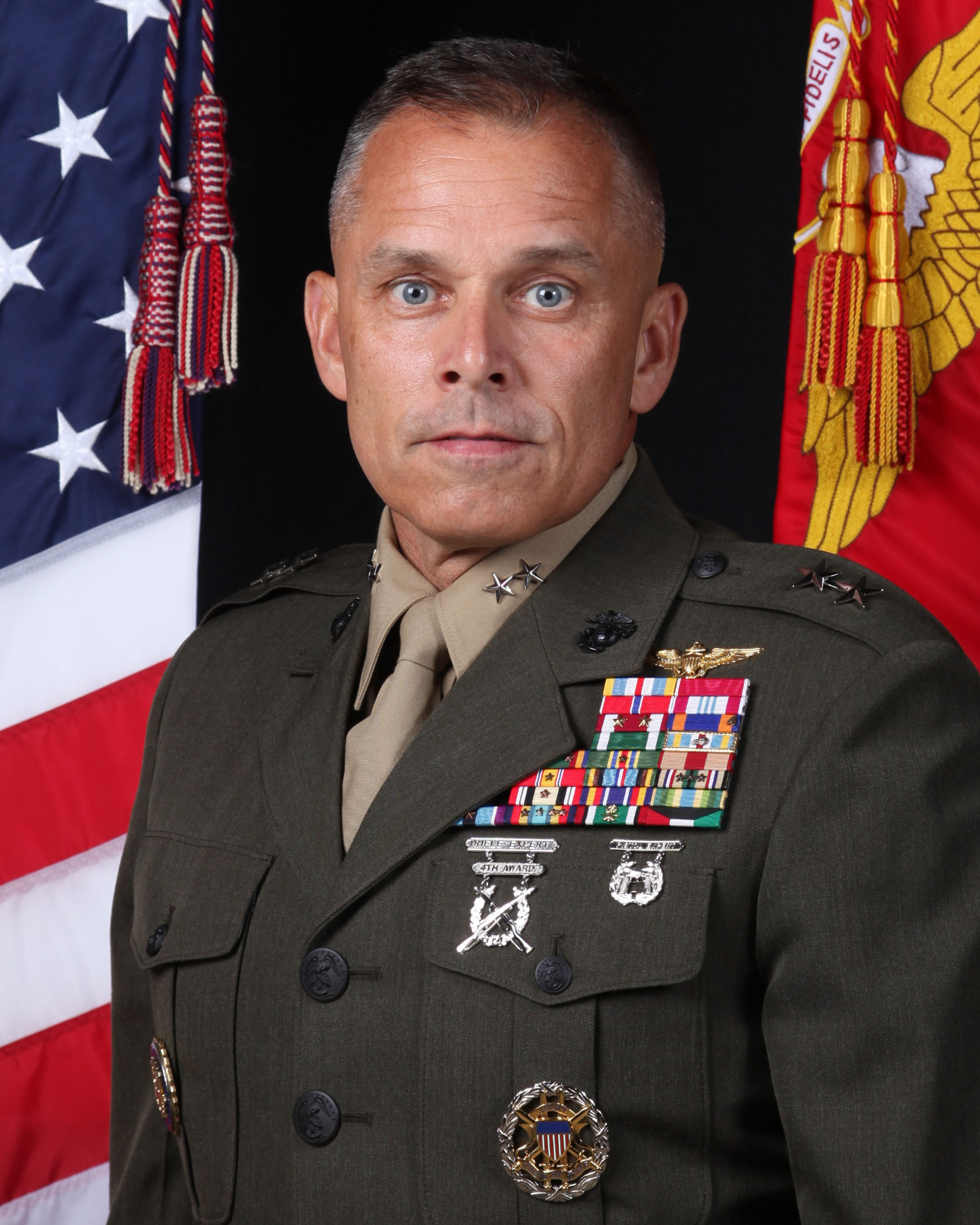 Major General Matthew G. Glavy > 2nd Marine Aircraft Wing ...