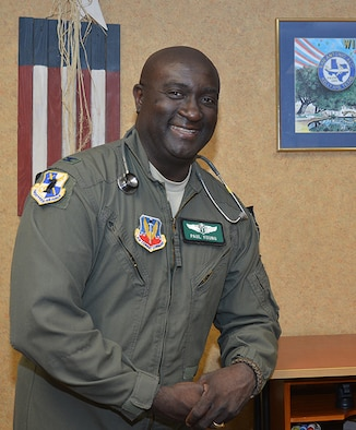 Col. Paul Young, command surgeon, 25th Air Force, has been awarded the George E. Schafer Award by the Society of U.S. Air Force Flight Surgeons Board of Governors for 2017.