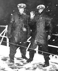 Pioneer African American officers Joseph