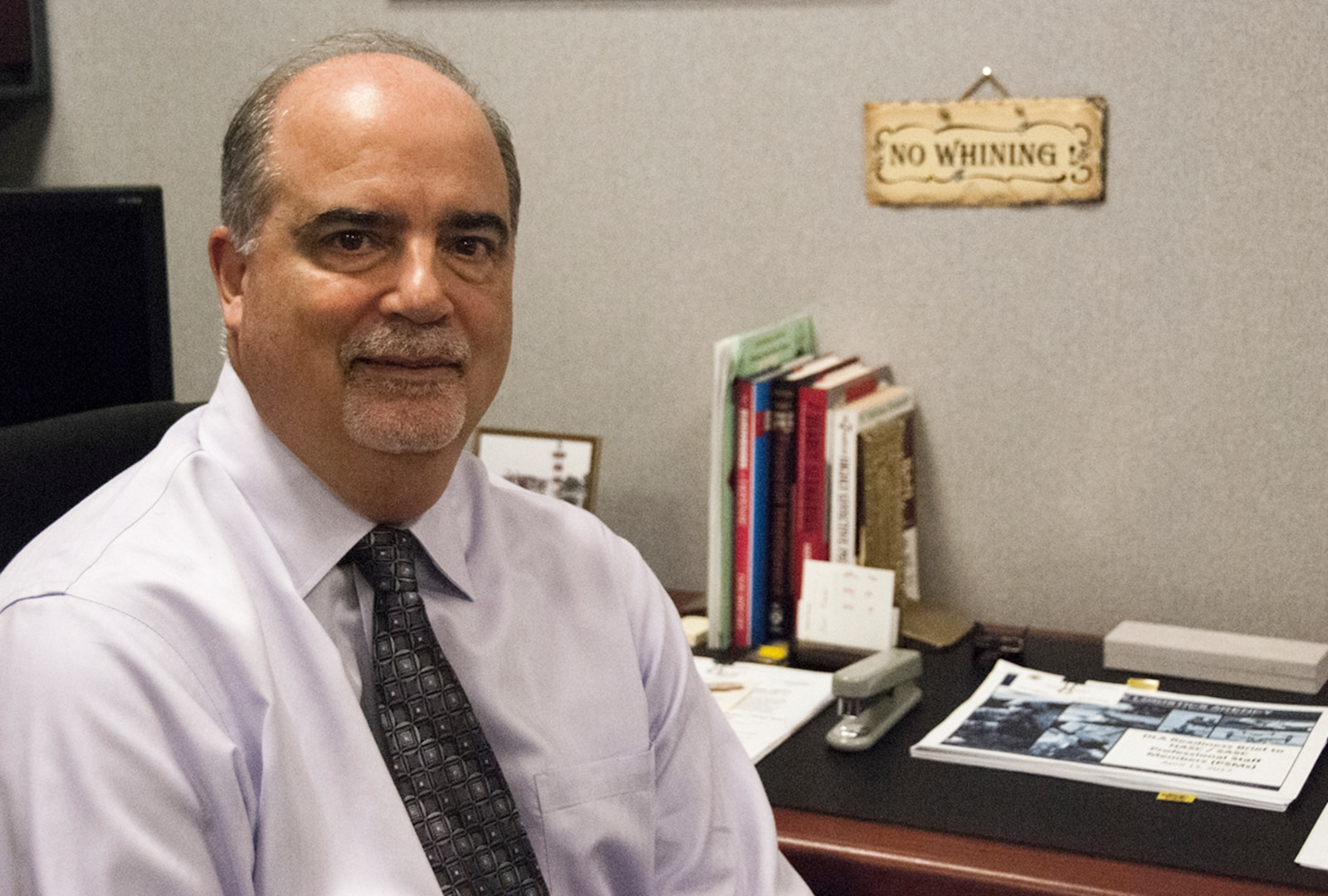 DLA Finance Director and CFO Tony Poleo will retire after 36 years with the agency during a June 8 ceremony at the McNamara Headquarters Complex.