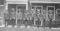 Station Racine crew, 1926 