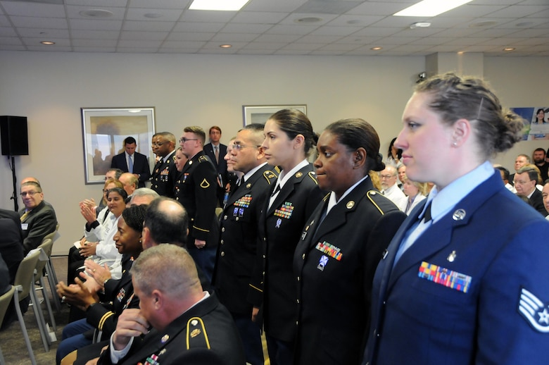 Twelve Soldiers assigned to Army Reserve Medical Command and 807th Medical Command (Deployment Support) joined two Airmen from the 87th Medical Support Squadron as students for Operation Hackensack SMART held at Hackensack University Medical Center which began Jun. 5.  On June 5, 2017, Hackensack University Medical Center and the U.S. Army Reserve announced the formation of Operation Hackensack S.M.A.R.T. (Strategic Medical Asset Readiness Training), an innovative, first-of-its-kind partnership which focuses on high-quality, individualized specialty medical training for service members to improve their knowledge, skillsets and increase soldier readiness.  Soldiers will partner with their civilian counterparts at Hackensack University Medical Center for 14 days of immersion training utilizing cutting-edge technology, at no additional cost to the government. This innovative relationship will contribute to superior readiness and in-depth training within the medical ranks. It will also provide critical knowledge sharing between military and civilian medical professionals about best practices, techniques and procedures to ensure military service members are trained to use the most current technology in today's rapidly changing health care landscape.