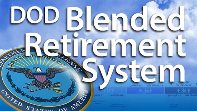 The Department of Defense officially launched the Blended Retirement System (BRS) comparison calculator Tuesday, providing BRS opt-in eligible service members their first  opportunity for an individualized comparison of retirement systems.  The comprehensive tool, in combination with the mandatory BRS Opt-In Course, will assist the nearly 1.7 million opt-in eligible service members and their families make an informed decision on whether or not to elect the new retirement system. (U.S. Air Force image courtesy of Air Force Reserve Command)