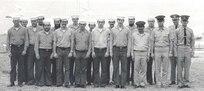 LORAN station crew: dungarees & khakis, circa 1970
