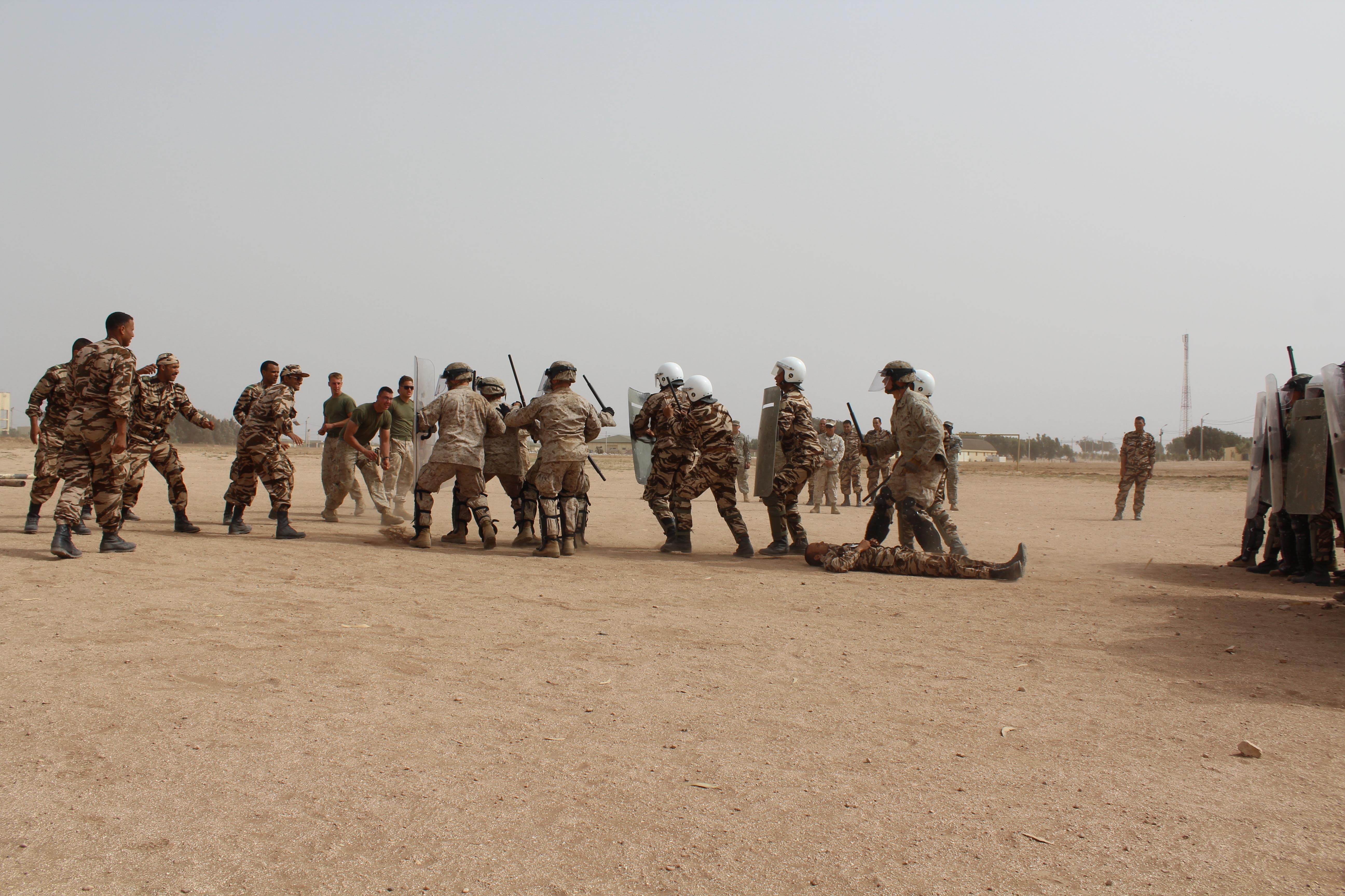 Owa Cac Military