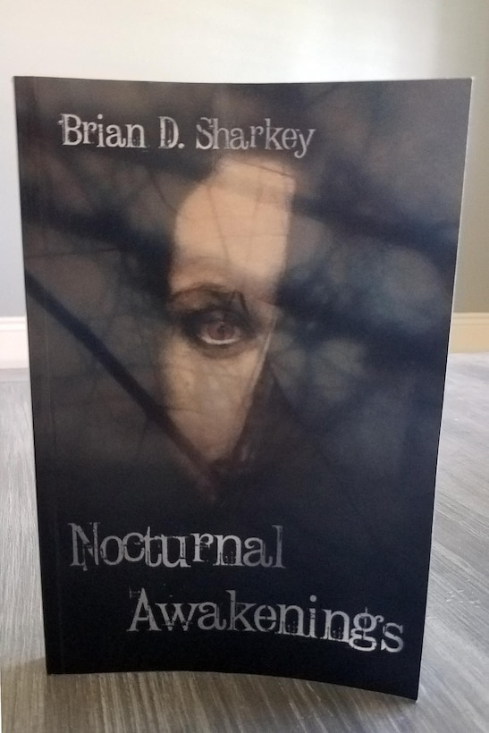 "Front cover of ""Nocturnal Awakenings"" by Brian Sharkey. (Courtesy photo)"