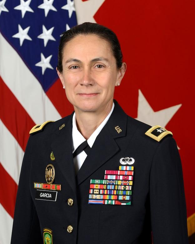 Maj. Gen. Marion Garcia