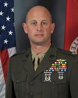 Inspector Instructor, 6th Air Naval Gunfire Liaison Company