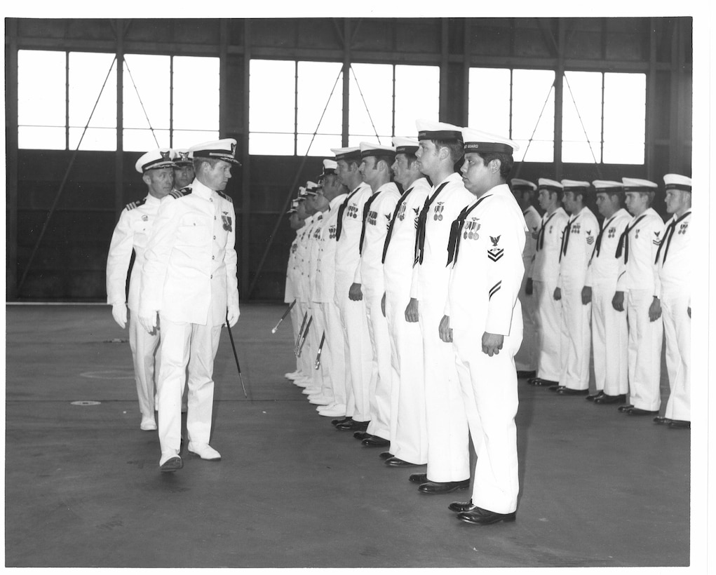 Air Station Washington, D.C. (formerly-Air Station Arlington (1964-1974), formerly-Air Detachment Arlington (1952-1964))