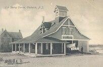Chadwick Life Saving Station, New Jersey