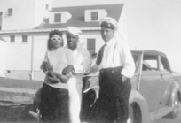 Coast Guard Station Tiana, Hampton Bay, Long Island, New York 1942-1944
