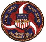 Patch, Coast Guard Aviation Training Center