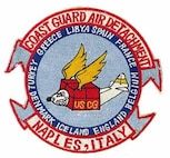 Patch, Coast Guard Air Detachment Naples, Italy