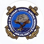 Patch, Coast Guard AirFAC Norfolk