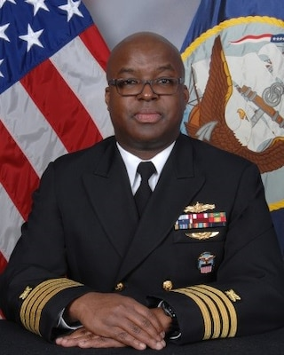 In June, after about 3 years as the Executive Officer for the Defense Logistics Agency Joint Reserve Force, Navy Capt. Scott Giles will be leaving.