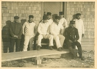 Crew, Station Quonocontaug, Rhode Island, 1911