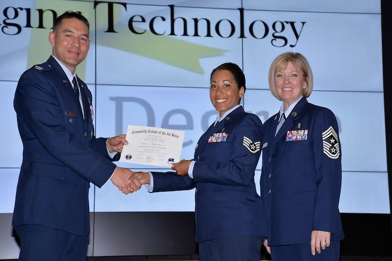 Staff Sgt. Natasha Burroughs (U.S. Air Force photo/Darcie Ibidapo)