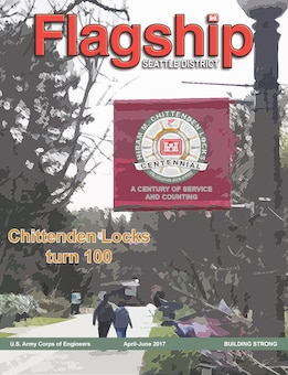 The April-June issue of the Flagship is available.