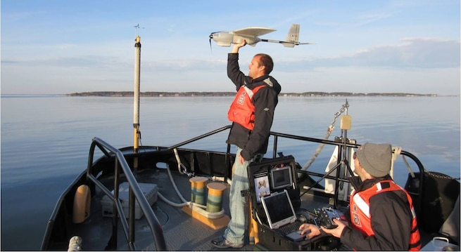 The Robotic Aircraft for Maritime Public Safety (RAMPS) project