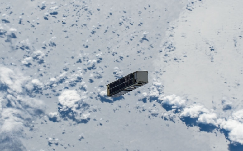 (Courtesy photo by NASA and Nanoracks)