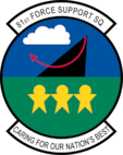 81st Force Support Squadron
