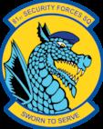 81st Security Forces Squadron
