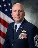 Command Chief Master Sgt. Todd M. Scott, 310th Space Wing