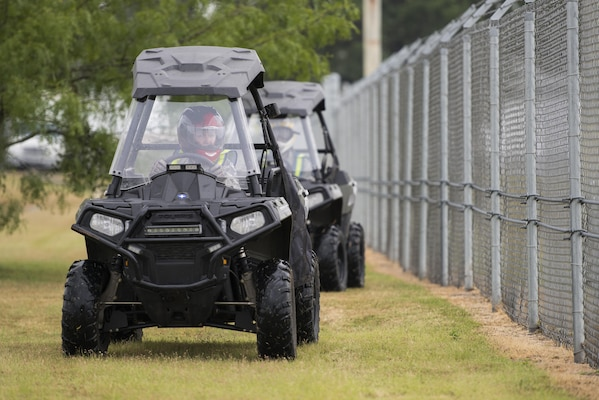 Physical Security Airman Counters Threats Before They