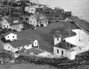Alki Point Lighthouse, Washington