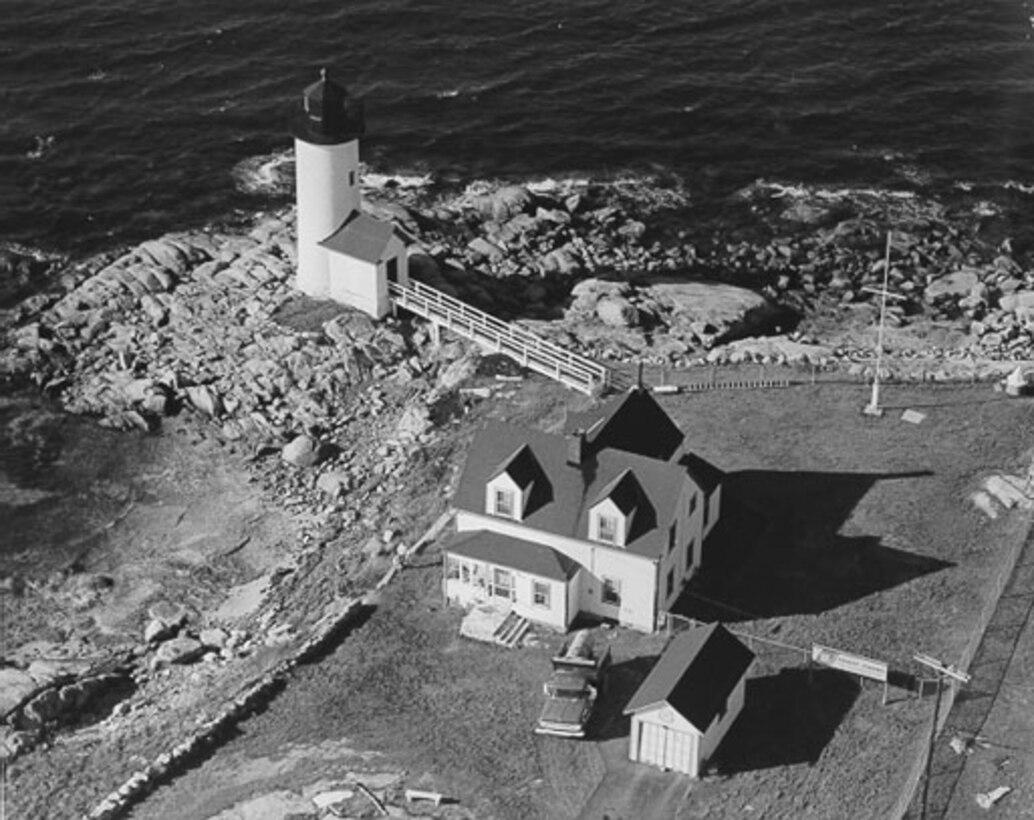 Annisquam Harbor Lighthouse, Massachusetts