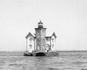 Bergen Point Lighthouse, New Jersey