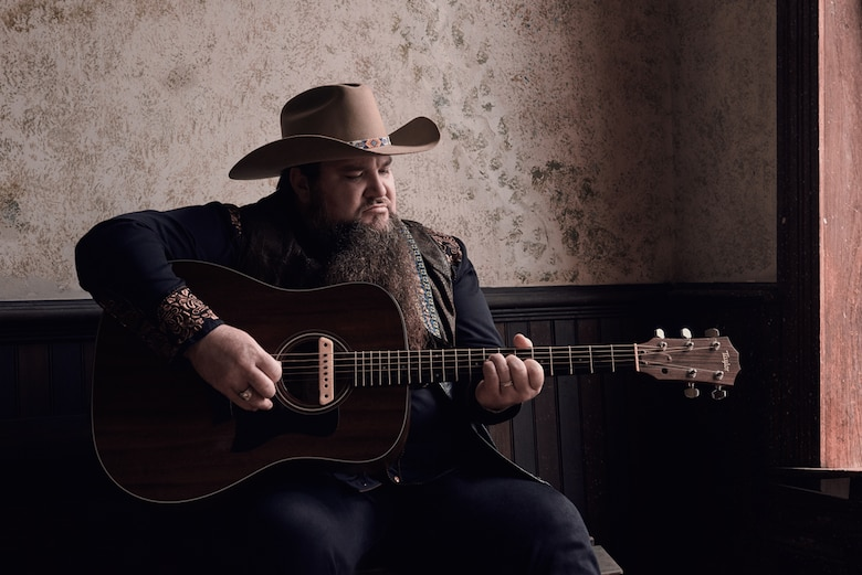 Soul countrysinger/songwriter Sundance Head launches his tour of 10 U.S. Air Force installations at Beale Air Force Base, California, on June 30. (Meredith Truax courtesy photo)