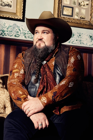 "Sundance Head, winner of NBC-TV's ""The Voice"" in December 2016, has been touring with his singing contest mentor and country music star Blake Shelton. Head says he is eager to meet Airmen to thank them personally for their service. (Meredith Truax courtesy photo)"