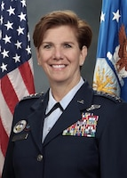 Official photo of General Lori Robinson, Commander of USNORTHCOMM and NORAD
