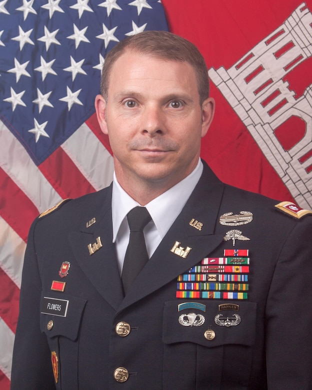 Lieutenant Colonel Frankie Flowers