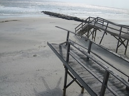 Pawleys Island has submitted an application to the Charleston District for beach nourishment.