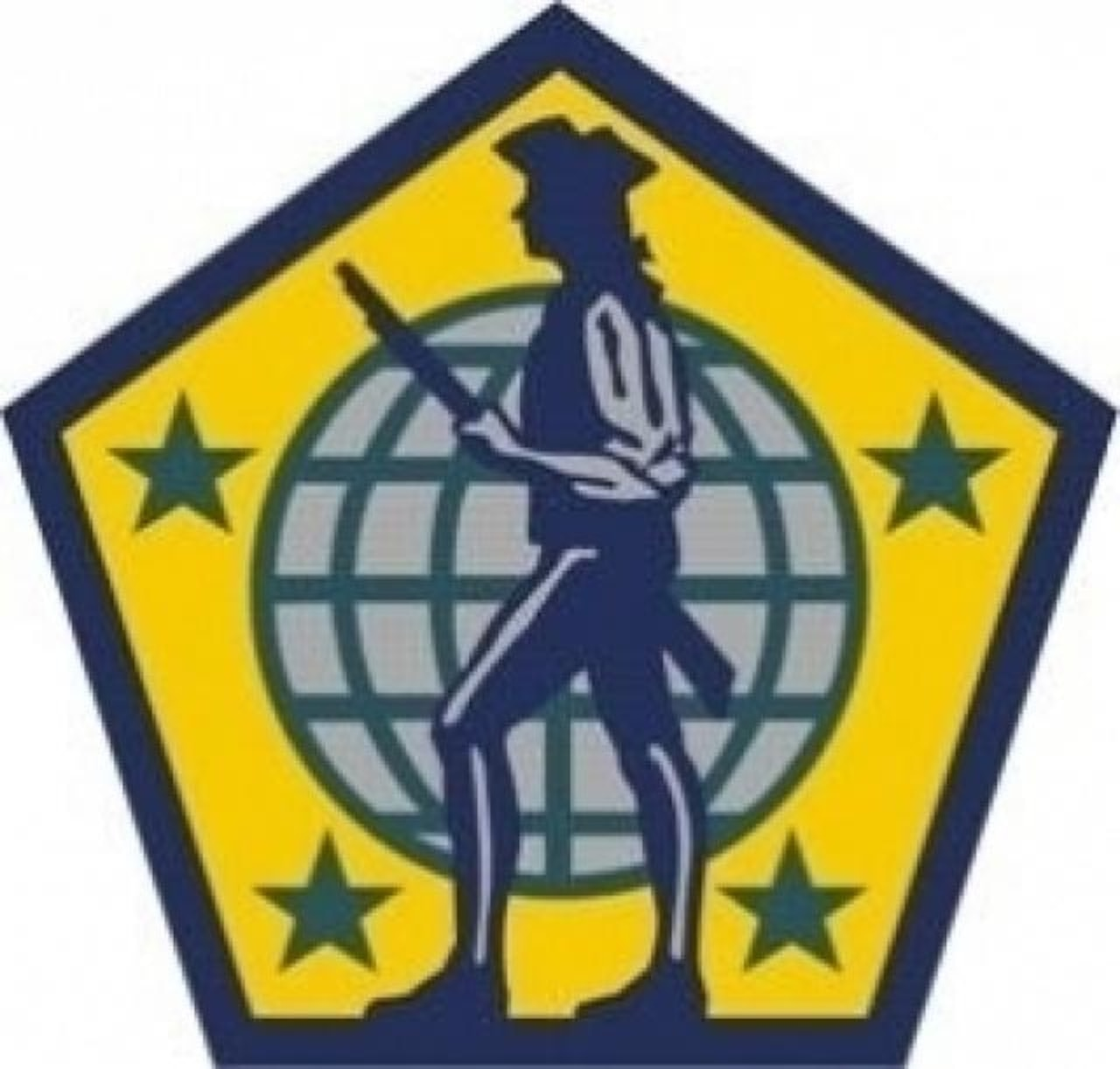 U.S. Army Human Resources Command shoulder sleeve emblem. U.S. Army graphic