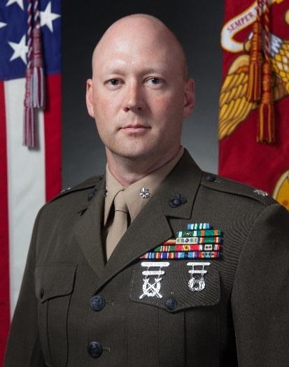 Lieutenant Colonel Henry R Prokop Gt 3rd Marine Aircraft