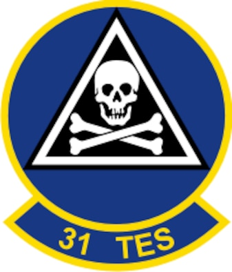 31st Test and Evaluation Squadron (U.S. Air Force graphic)