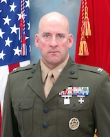 Colonel Dom D. Ford, USMC, MCCES