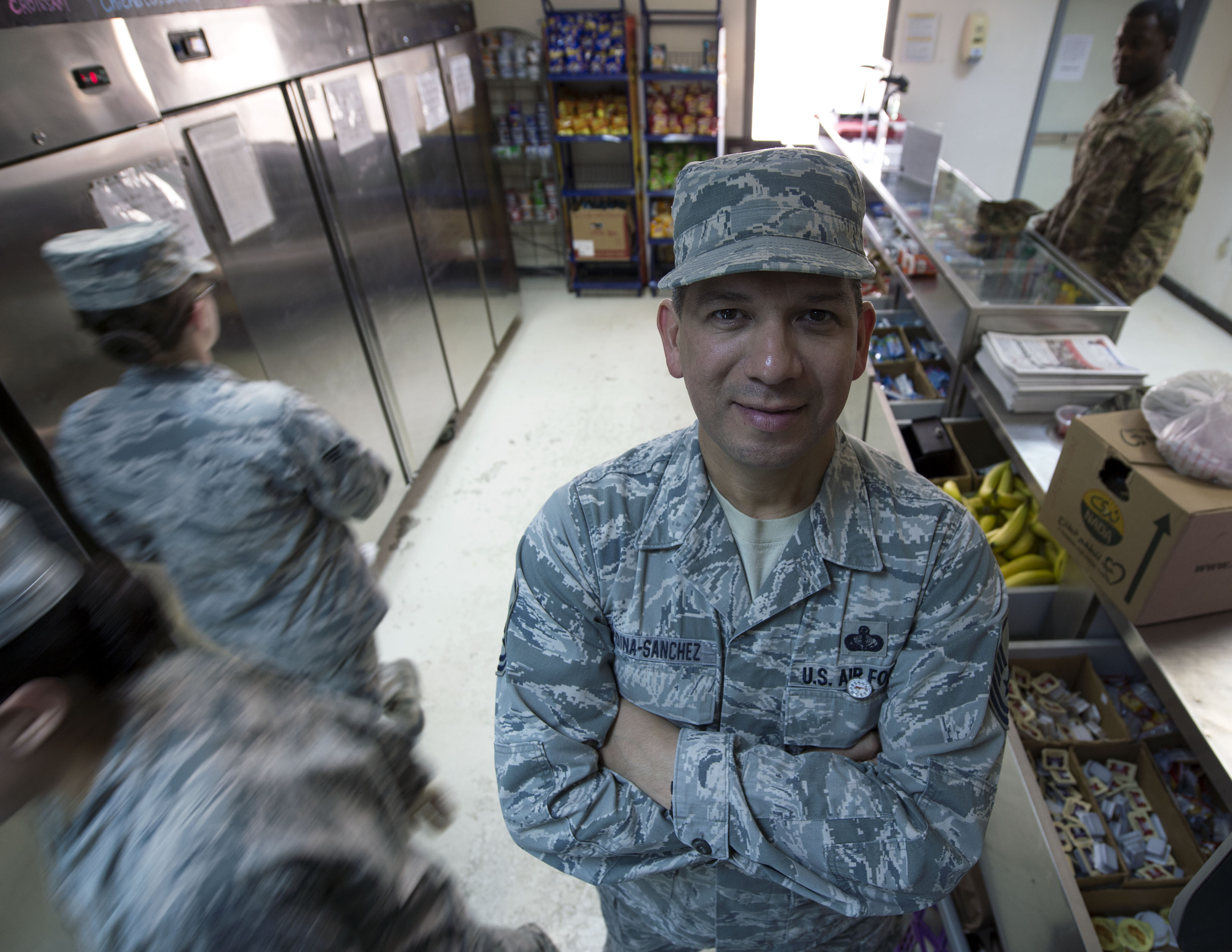 U.S. Air Forces Central Command > Units > 379th Air Expeditionary ...