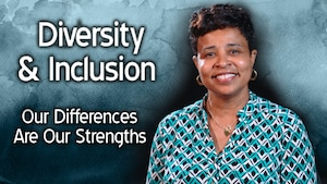 Janice Samuel is the acting director of the DLA EEO and Diversity Office.