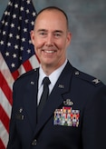 Col. Richard Gibbs, 377th Air Base Wing Commander