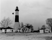 Big Sable Point Lighthouse (Grand Point au Sable), Michigan