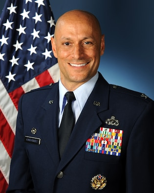 Col. Corrothers, 737 TRG Group Commander