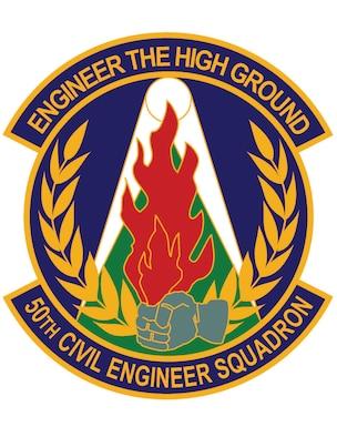 50th Civil Engineer Squadron