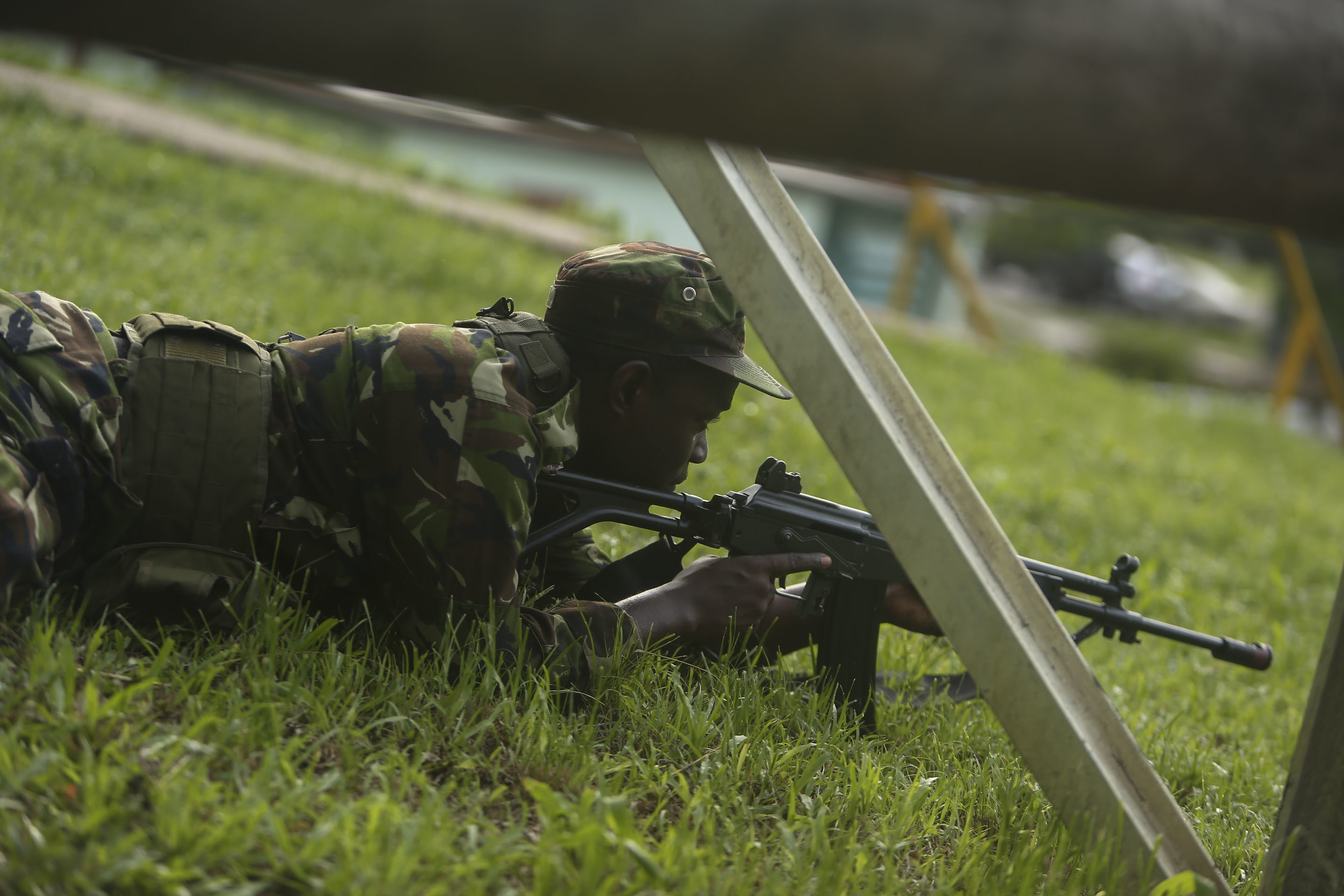 Crippling the Trinidad and Tobago Defence Force | Institute